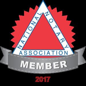 NYC Traveling Notary NY apostille nna member logo 2017